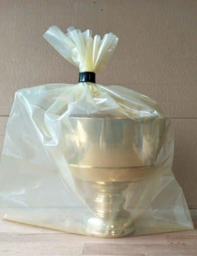 Anti-Patina Poly Bags-ถุงป้องสนิมเขียวทองเหลือง