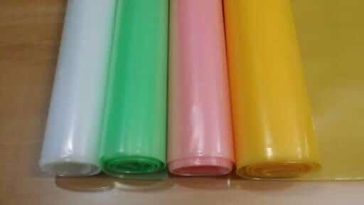 ถุงพลาสติก - ถุงมุ้ง แบบแต่งสีเราก็สามารถทำได้